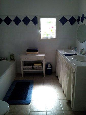 Regusse, Prancis: salle de bains