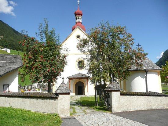 Gries im Sellrain, Austria: Eingangsbereich