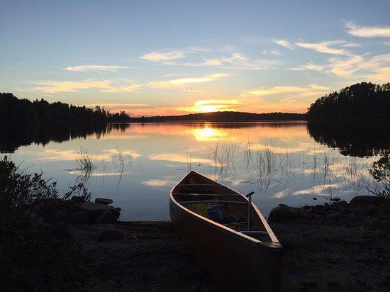 Atikokan, Kanada: French Lake, Quetico Provincial Park