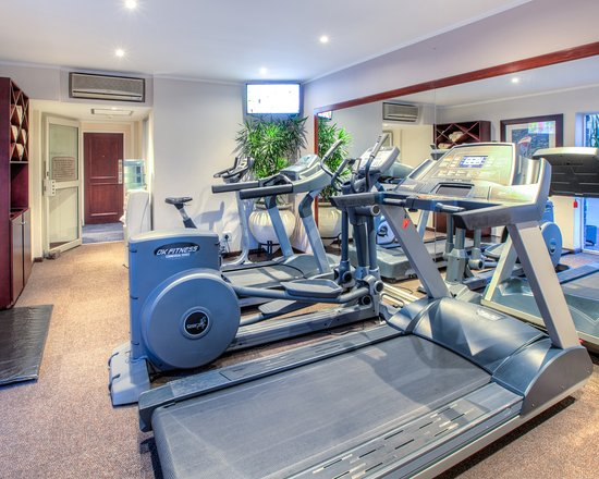 City Lodge Hotel V&A Waterfront: Guest gym