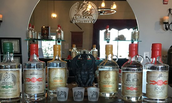 ‪Dragon Distillery, LLC‬