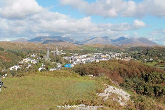 Bike Electric - All Things Connemara: Clifden the Capital of Connemara