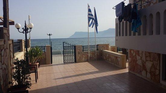 Mandy Studios & Appartments: Mandy Studios & Apartments, Kissamos, Creta, Grecia (maggio 2016)
