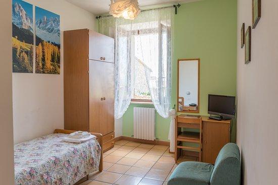 Hotel Ancajani: Camera singola