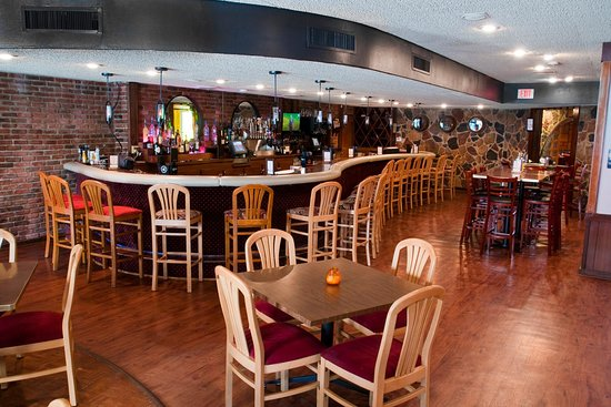 Sun Prairie, WI: Supper style lounge and full bar at the Watertower Chop House