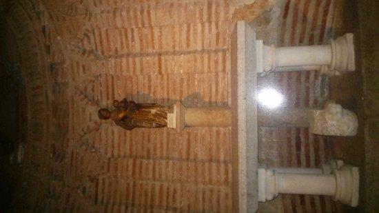 San Juan de la Cruz Church: San Juan romanico S Xll