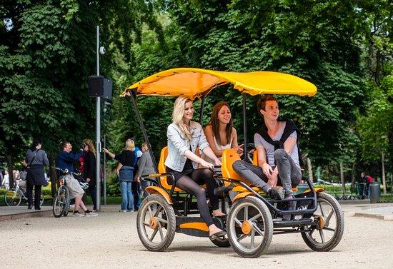 Go Mobility Margitsziget Kölcsönző