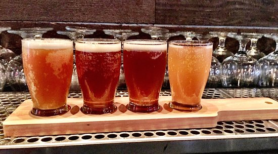 Helotes, TX: Custom Beer Flight