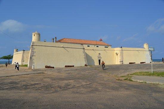 Forte De Sao Sebastiao