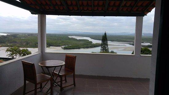 Guaratiba, RJ: Vue du rooftop