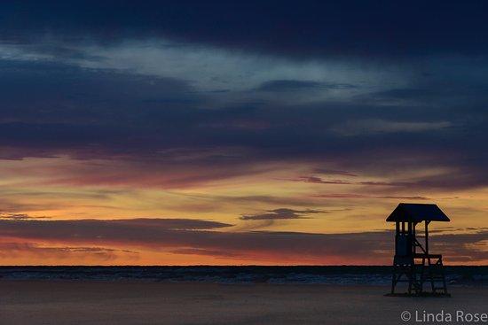 Sunrise on Cobourg Beach