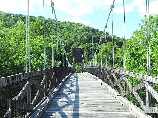 Pikeville, KY: bridge