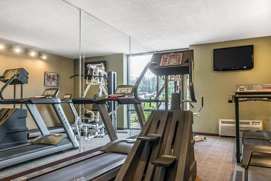 Mars, PA: Fitness center