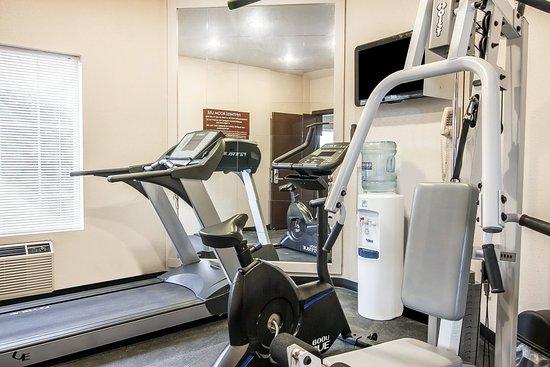 Comfort Inn Columbia Gorge: Gym