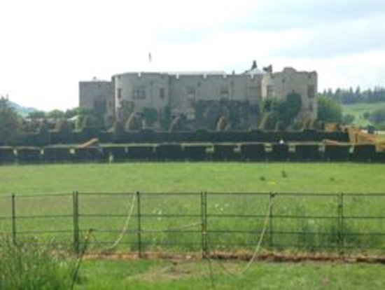 Chirk, UK: view from the grounds