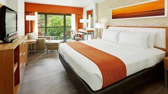 Holiday Inn Riverwalk: King Riverview Non Smoking
