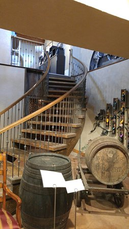 St. Catharines, كندا: Wine museum