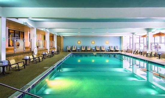 Holiday Inn Baltimore-Inner Harbor: Indoor Pool