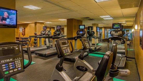 Holiday Inn Baltimore-Inner Harbor: 24 Hour - On Site Fitness Center
