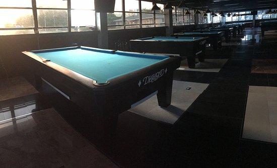 Professional Diamond Tables Picture Of KK Billiard Sport Bar - Diamond professional pool table for sale