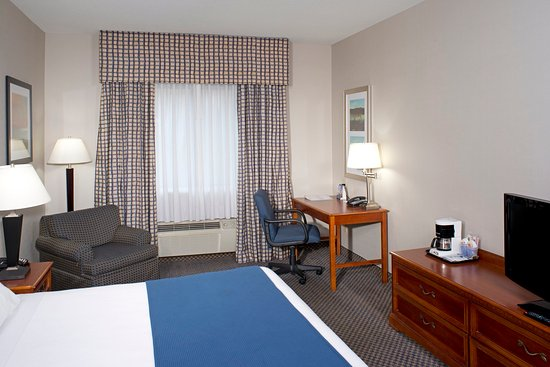 Rensselaer, Estado de Nueva York: Standard Room with One King Bed