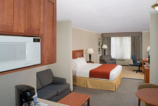 Rensselaer, Estado de Nueva York: Executive Suite