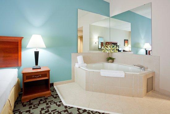 Apex, Carolina del Norte: Jacuzzi Suite