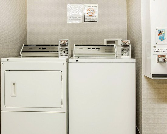 Sidney, OH: Laundry