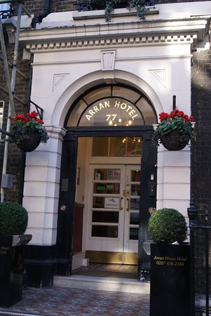 Photo of Arran House Hotel London
