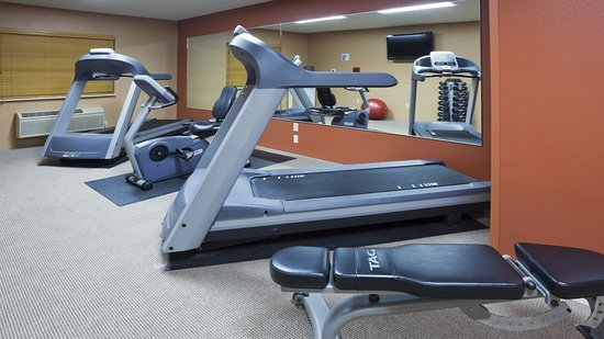 DeForest, WI: Exercise Room