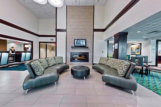 Chillicothe, OH: Hotel Lobby