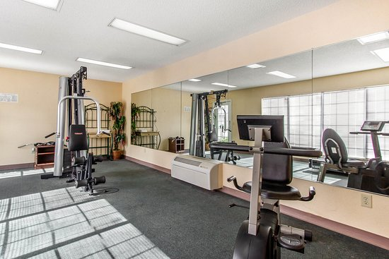 Selma, AL: Fitness center