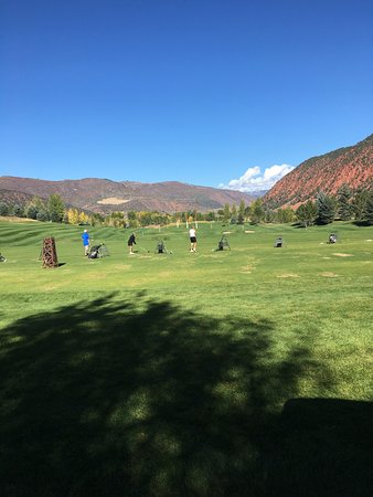 Ironbridge Golf Club: driving range