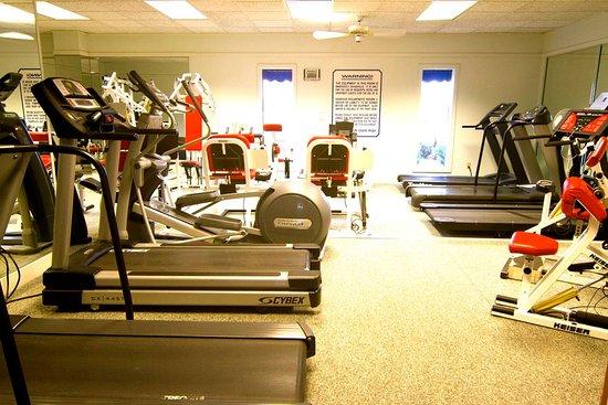 Donna, تكساس: Fitness Center