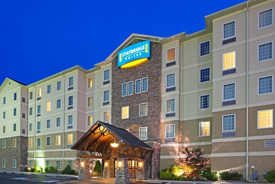 Oak Ridge, TN: Hotel Exterior