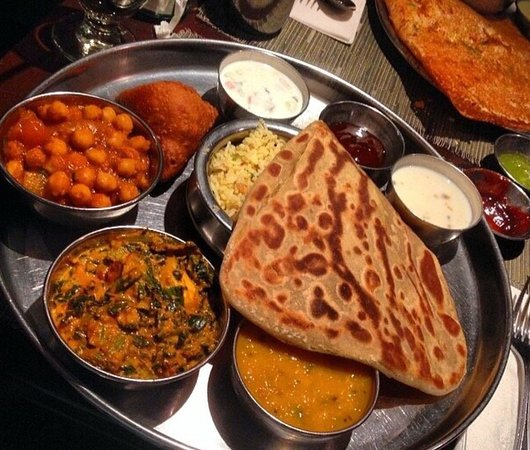 Photo of Indian Restaurant Basera Indian Bistro at 745 9th Ave, New York, NY 10019, United States