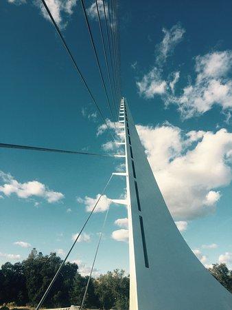 Sundial Bridge張圖片