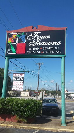 Mauldin, SC: Look for this sign! Best egg rolls ever!