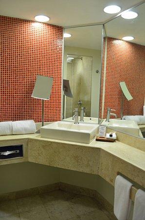 Fiesta Inn Nogales: Bathroom