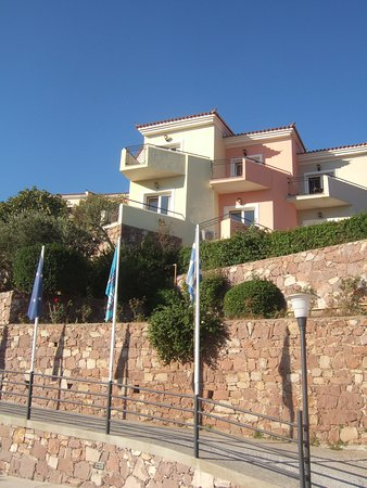 Eftalou, กรีซ: Hotel rooms