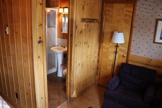 Yellowstone Inn: Zimmer