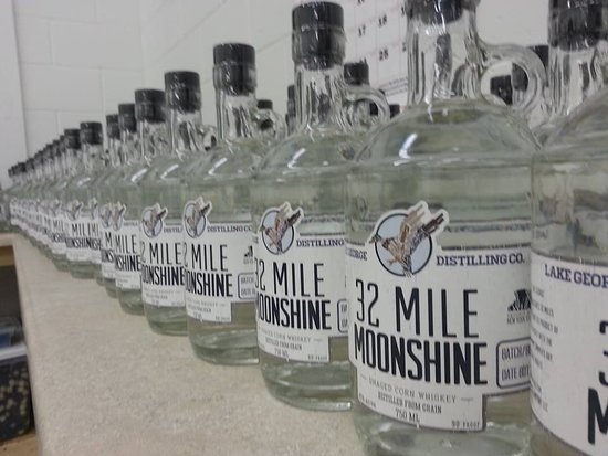 Lake George Distilling Company