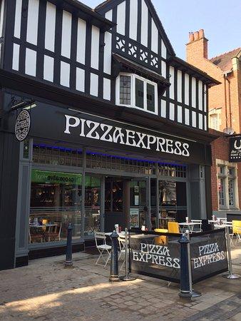 Pizza Express Birmingham Updated 2020 Restaurant Reviews