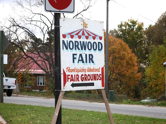Peterborough & the Kawarthas, แคนาดา: The Norwood Fair - Thanksgiving Weekend