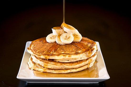 Capitol Pancake House: Banana Pancakes