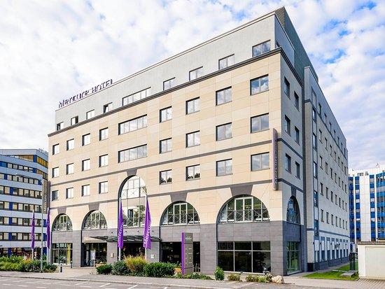 Mercure Hotel Frankfurt Eschborn Süd: Exterior