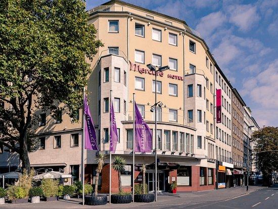 Mercure Hotel Duesseldorf City Center: Exterior