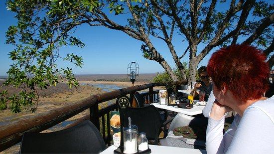 Olifants Rest Camp : Super Ausblick