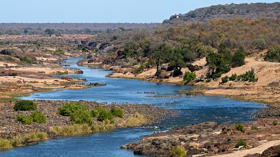 Olifants Rest Camp: Super Ausblick