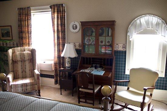 Alma, MI: Highland Room